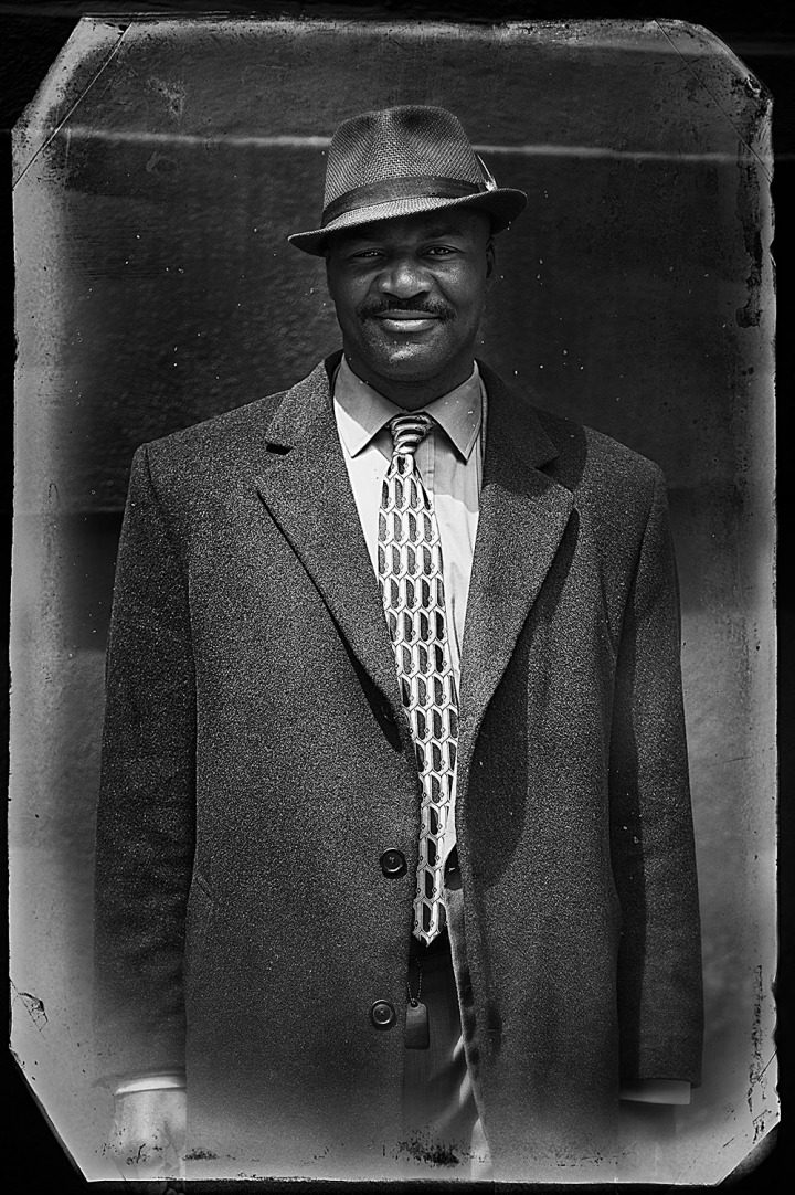 Brooklyn Portrait