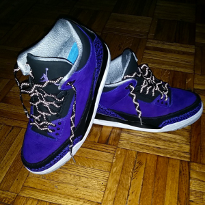 jordan 3 prince purple rain customs